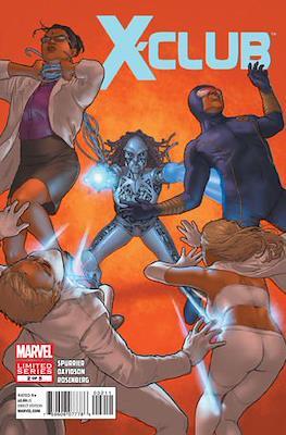 X-Club (Comic Book) #2