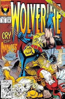 Wolverine (1988-2003) (Comic Book) #51