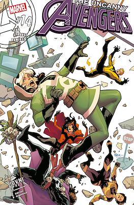 The Uncanny Avengers Vol. 2 #14