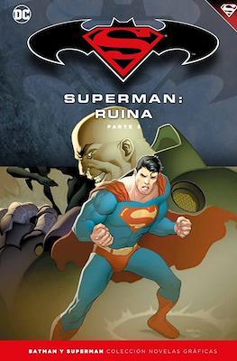 Batman y Superman. Colección Novelas Gráficas (Cartoné) #59