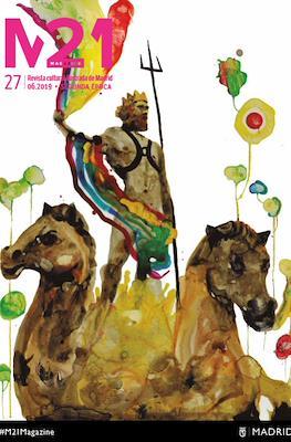 M21 Magazine (Grapa) #27