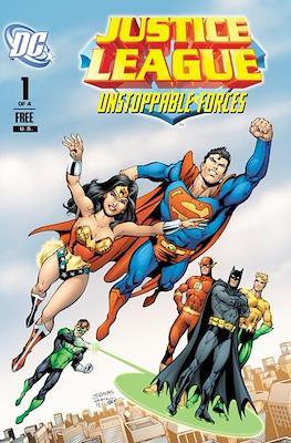Justice League (2011 - General Mills) #1