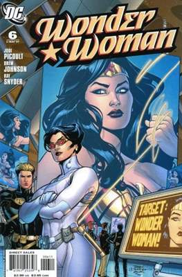 Wonder Woman Vol. 3 (2006-2011) (Comic Book) #6