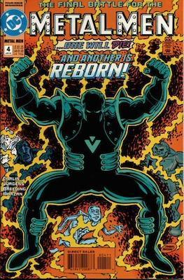 Metal Men (Vol. 2 1993-1994) (Comic Book) #4