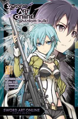 Sword Art Online: Phantom Bullet #1