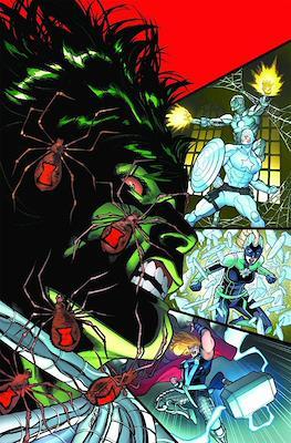 Los Vengadores Vol. 4 (2011-) #133/4