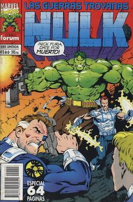 Hulk: Las guerras troyanas (Grapa 48 pp) #3