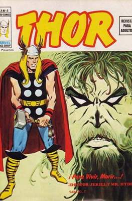 Thor Vol. 2 (Grapa. 56 pp. 1974-1980) #4
