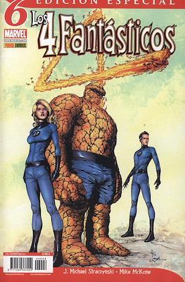 Los 4 Fantásticos Vol. 6. (2006-2007) Edición Especial #6