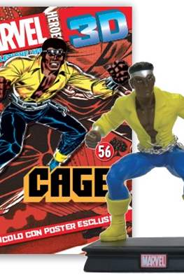 Marvel Héroes 3D - Colección Oficial (Grapa) #50