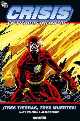 Crisis En Tierras Infinitas (Rústica) #3