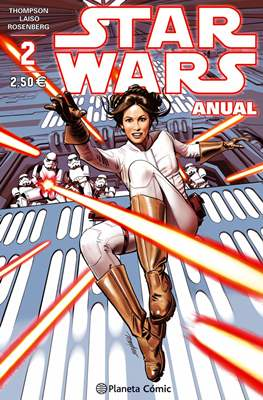 Star Wars Anual (Grapa 32 pp) #2