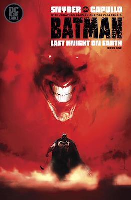 Batman: Last Knight On Earth (Variant Cover) (Comic Book) #1