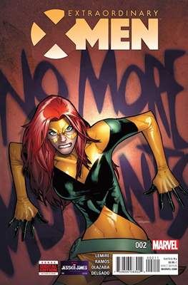 Extraordinary X-Men (Comic-book) #2