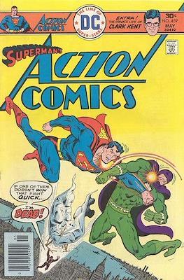 Action Comics Vol. 1 (1938-2011; 2016-) (Comic Book) #459