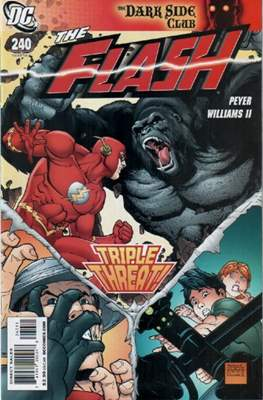 The Flash Vol. 2 (1987-2006) (Comic Book) #240