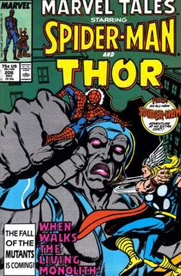 Marvel Tales (Comic Book) #206