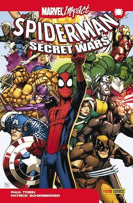 Spiderman. Secret wars