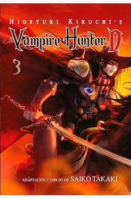 Vampire Hunter D (Rústica 230-248 pp) #3