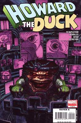 Howard the Duck Vol. 4 (2007) (comic-book) #2