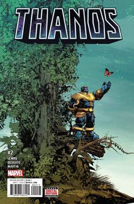 Thanos (Comic-book) #2