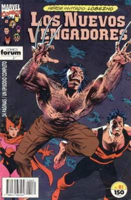 Los Nuevos Vengadores Vol. 1 (1987-1994) (Grapa 32 pp) #81