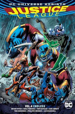 Justice League (2016-...) (Trade Paperback) #4