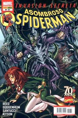 Spiderman Vol. 7 / Spiderman Superior / El Asombroso Spiderman (2006-) (Rústica) #31