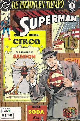 Supermán (1986-2001) (Grapa) #198