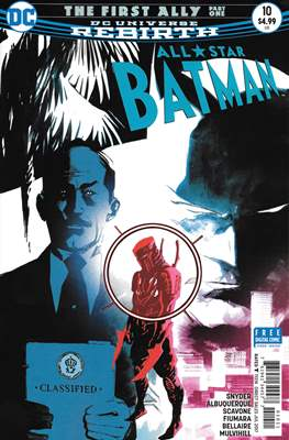 All Star Batman vol. 1 (2016-2017) (Comic-book) #10