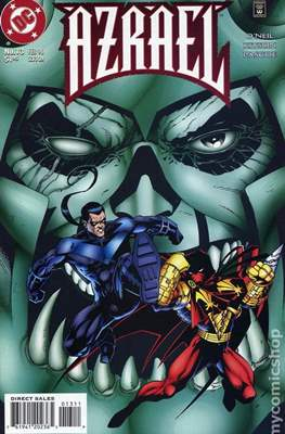 Azrael: Agent of the Bat (1995-2003) (Grapa) #13