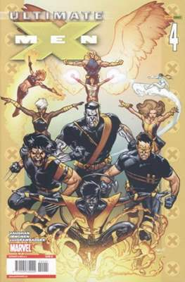 Ultimate X-Men Vol. 2 (2006-2009) (Rústica 48 pp) #4