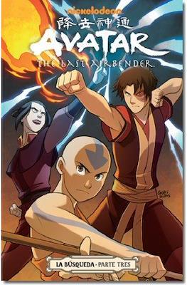 Avatar: The Last Airbender (Rústica) #6