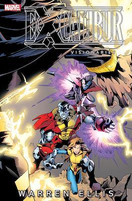 Excalibur Visionaries: Warren Ellis #2