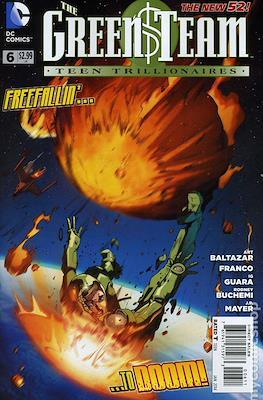 The Green Team: Teen Trillionaires (2013-2014) (Grapa) #6