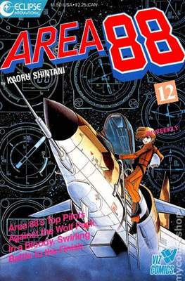 Area 88 (Softcover) #12