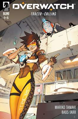 Overwatch: Tracer - London Calling (Digital) #1