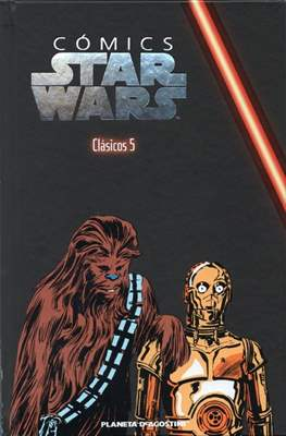 Star Wars comics. Coleccionable (Cartoné 192 pp) #5