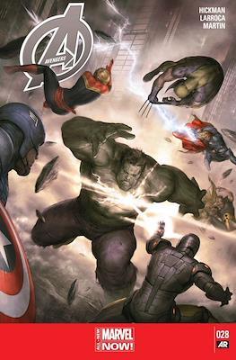 The Avengers Vol. 5 (2013-2015) (Digital) #28