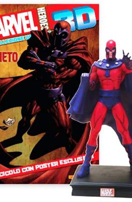 Marvel Héroes 3D - Colección Oficial (Grapa) #9