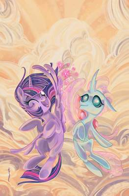 My Little Pony: Friendship Is Magic (Comic-Book) #84