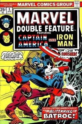 Marvel Double Feature Vol 1 (Grapa, 32 págs. (1973-1977)) #9