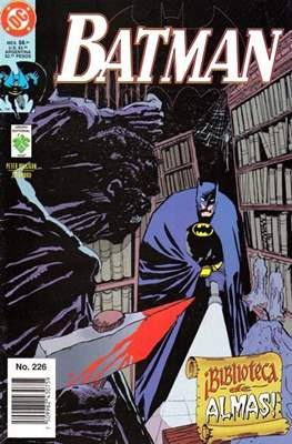 Batman (1987-2002) (Grapa) #226
