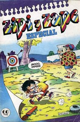 Zipi y Zape Especial / ZipiZape Especial (Grapa 76-100 pp) #12