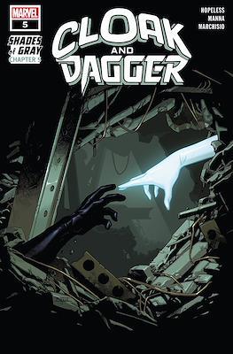 Cloak and Dagger (2018) (Comic book) #5