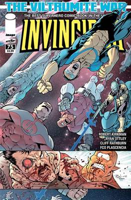 Invincible (Comic-book) #75