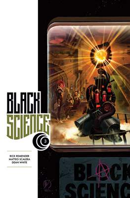 Black Science (Grapa) #3