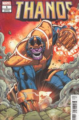 Thanos (2019 Variant Cover) #1.1