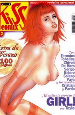 Kiss Comix #57