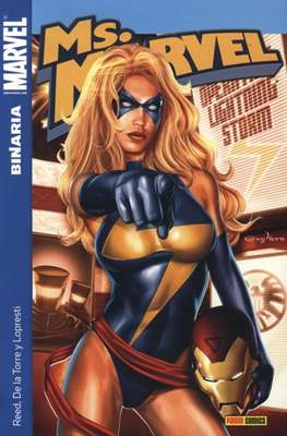 Ms. Marvel (2007-2009) #3